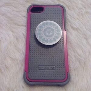 Ballistic iPhone 5s Case with Phone Grip